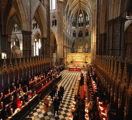 Westminster Abbey London Events