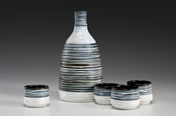 porcelain art by Peggy Loudon