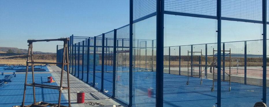 Empresa de construcci n de pistas de p del en madrid - Empresas de construccion valencia ...