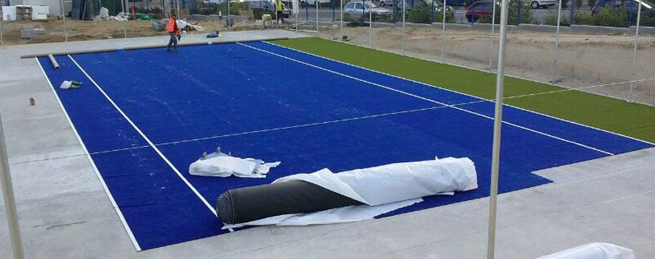 empresas construccion pistas tenis