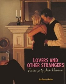 Lovers & Other Strangers Signed Book Jack Vettriano