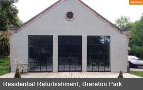 Brereton Park, Cheshire, ARKHI.build, Architects