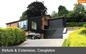 Congleton Cheshire Ex Refurbishment