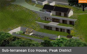 Eco House Peak District