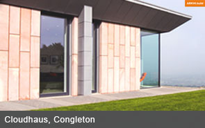 Cloudhaus, Congleton, Building The Dream