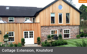 Cottage Extension, Knutsford