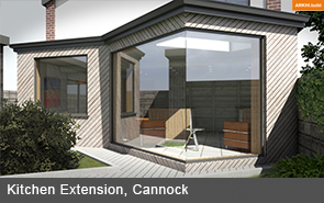 Kitchen Extension Cannock