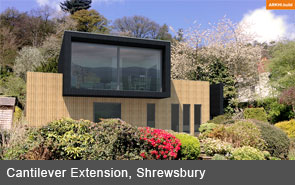 Cantilevered Extension Shrewsbury