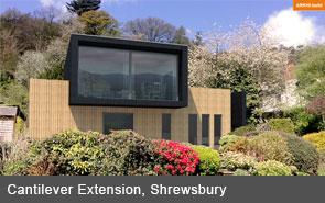 Cantilever Extension Shrewsbury