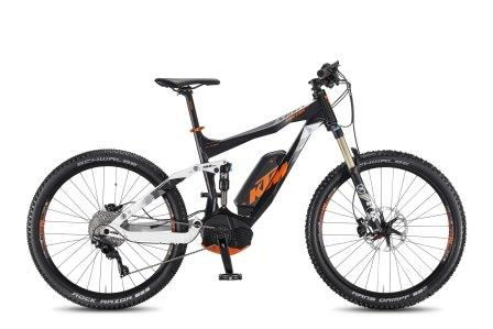 KTM Macina Egnition Bike