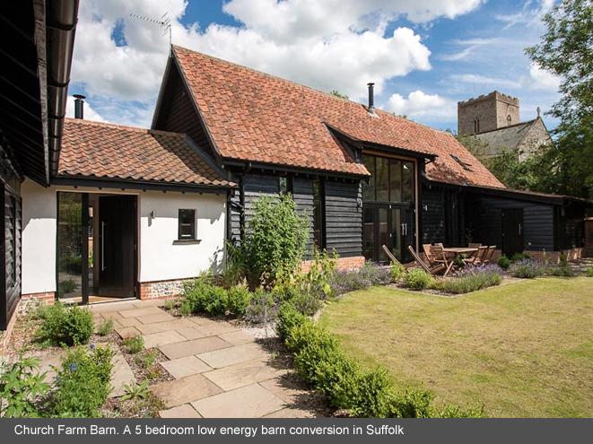 Barn Conversion Suffolk