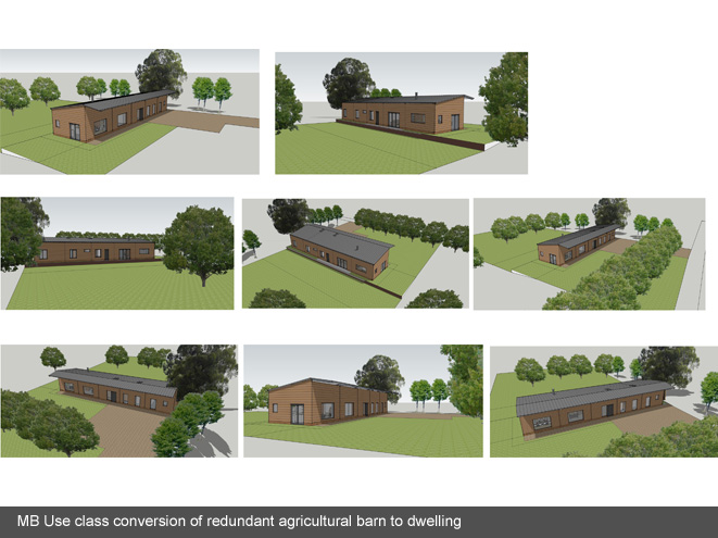 MB use class permitted development barn conversion