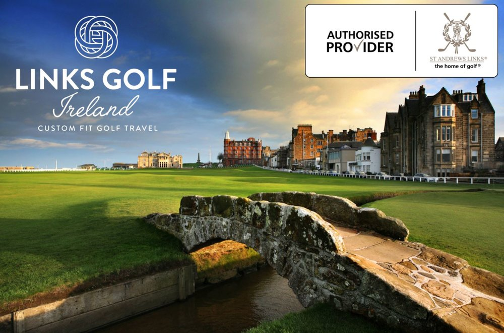 Play the Old Course St. Andrews