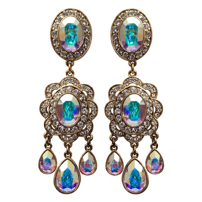 Earrings - WATERFALL/ABCG