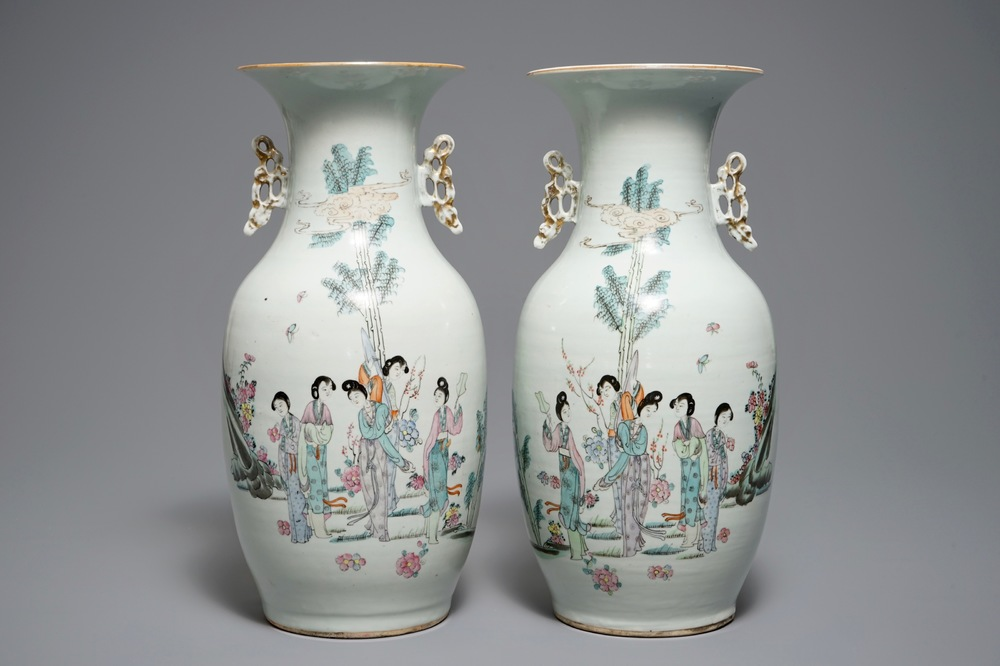 a-pair-of-chinese-famille-rose-vases-with-ladies-in-a-garden-1920th-c-1jpg