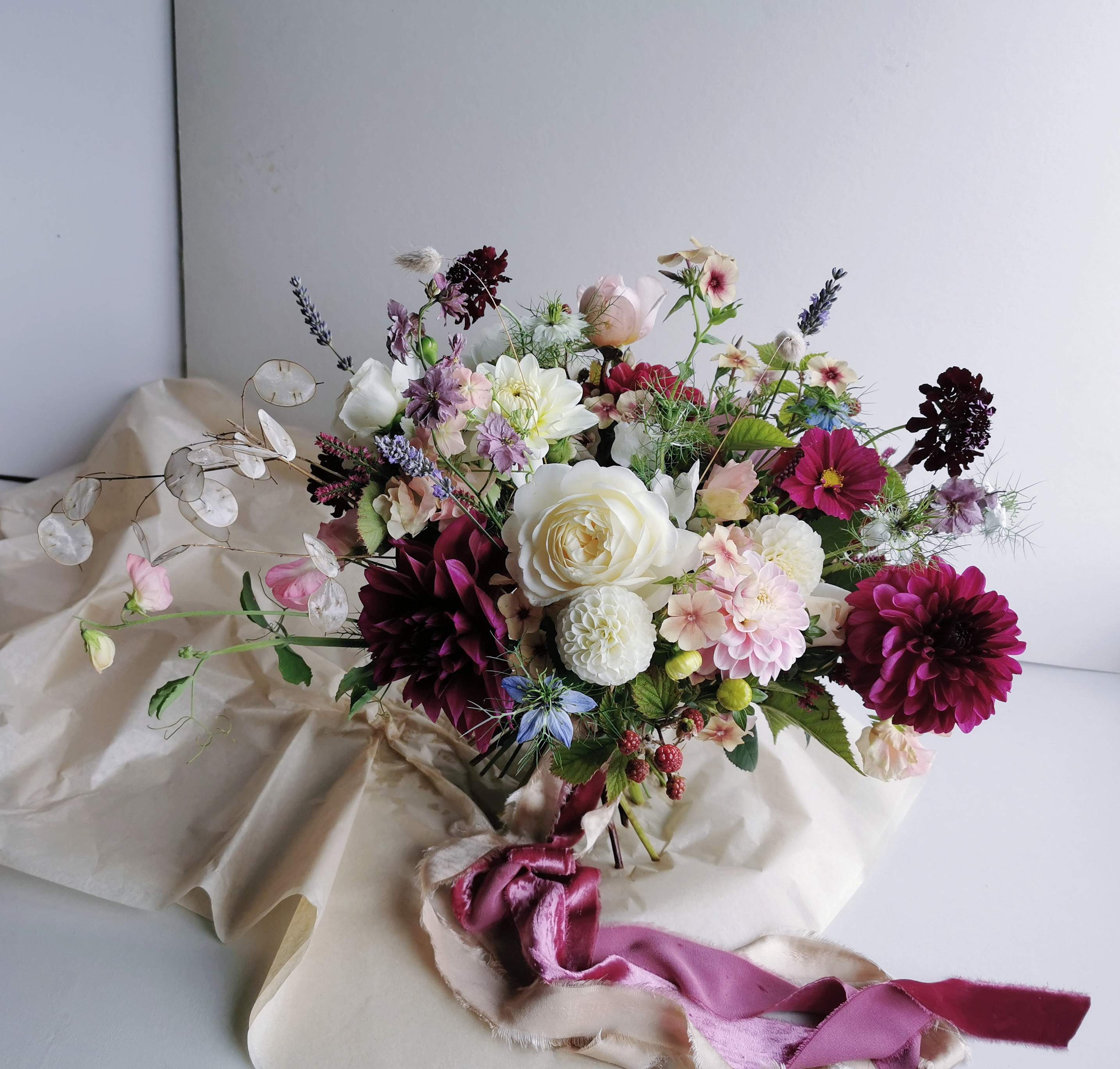 wexford wedding florist