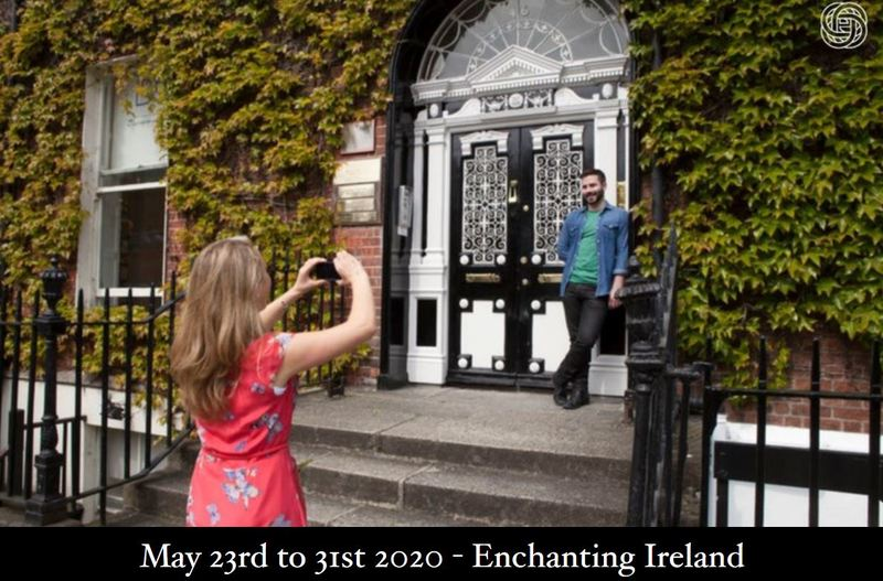 Enchanting Ireland - Small Group Tour - May 23rd to May 31st 2020