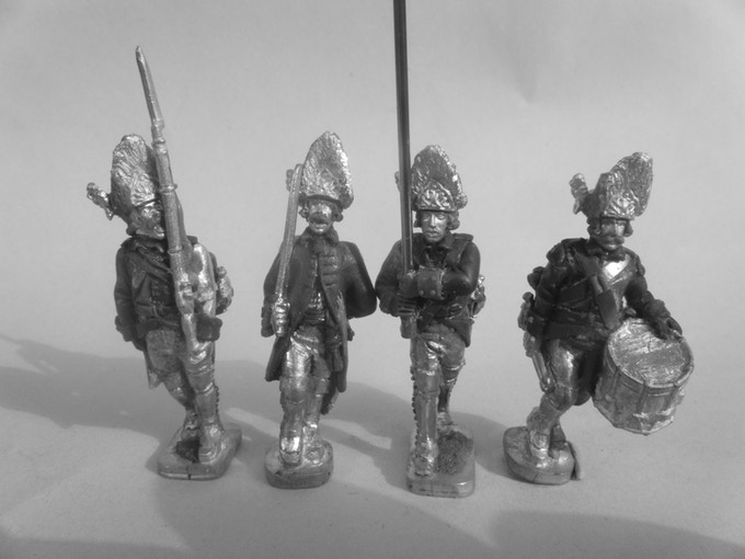 Austrian Grenadiers 1792-99 unit