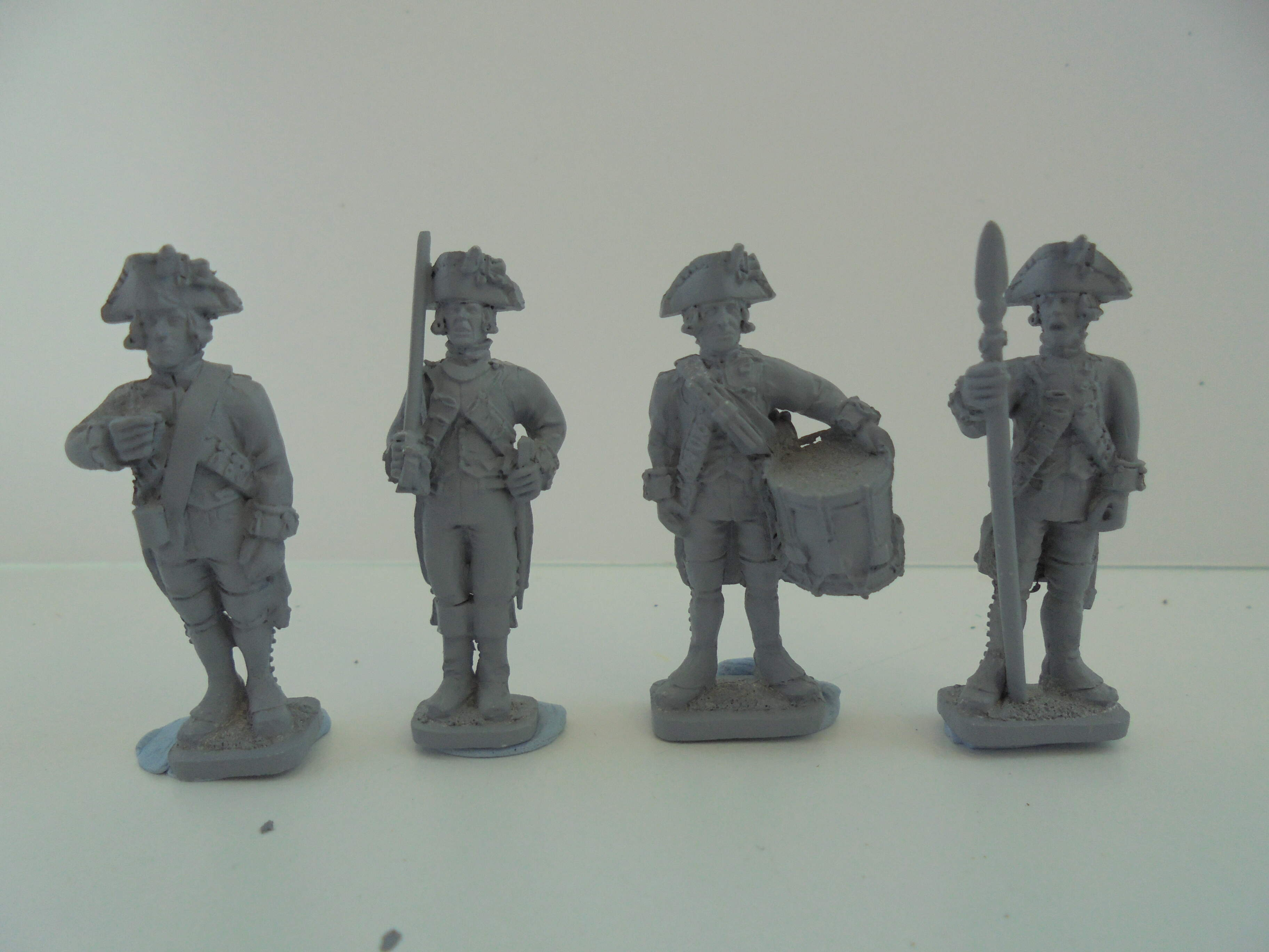 SWISS GUARD 1789-92  MUSKETEER COMMAND bis