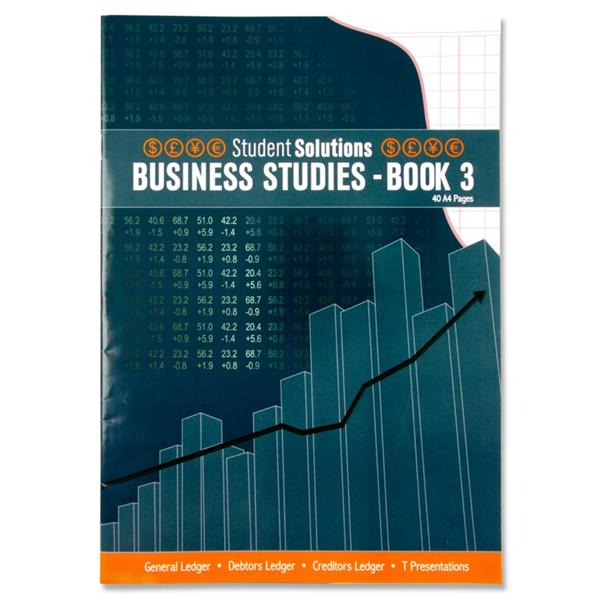 BUSINESS STUDIES - Record Book 3