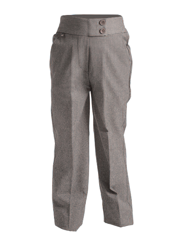 Trousers Girls Grey Hunter 289