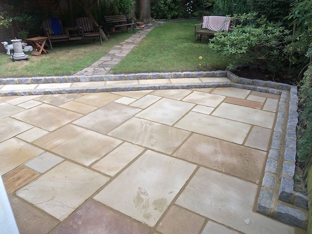 Best patio builders in Sunningdale