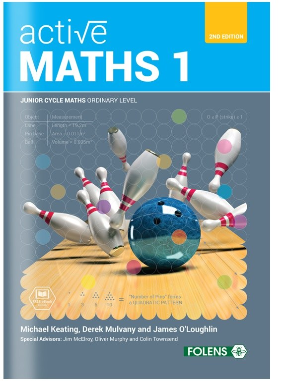 MATHS Active Maths 1 (Folens)