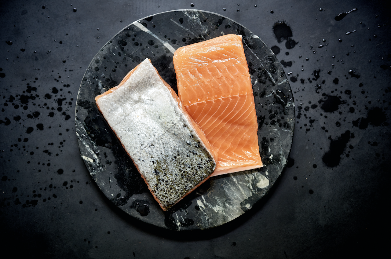 Organic Salmon Fillets (Scottish)