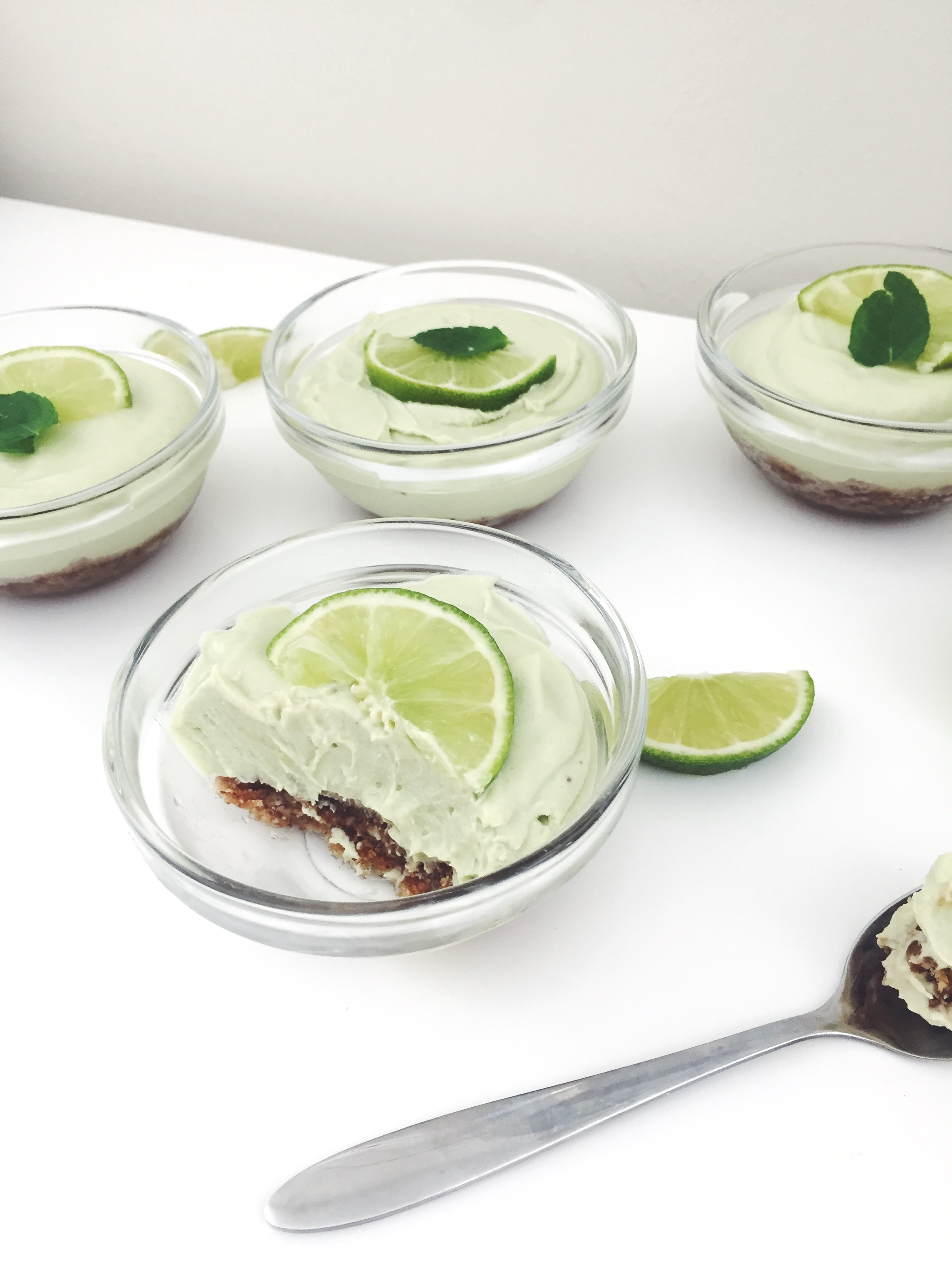 Key Lime Cheescake