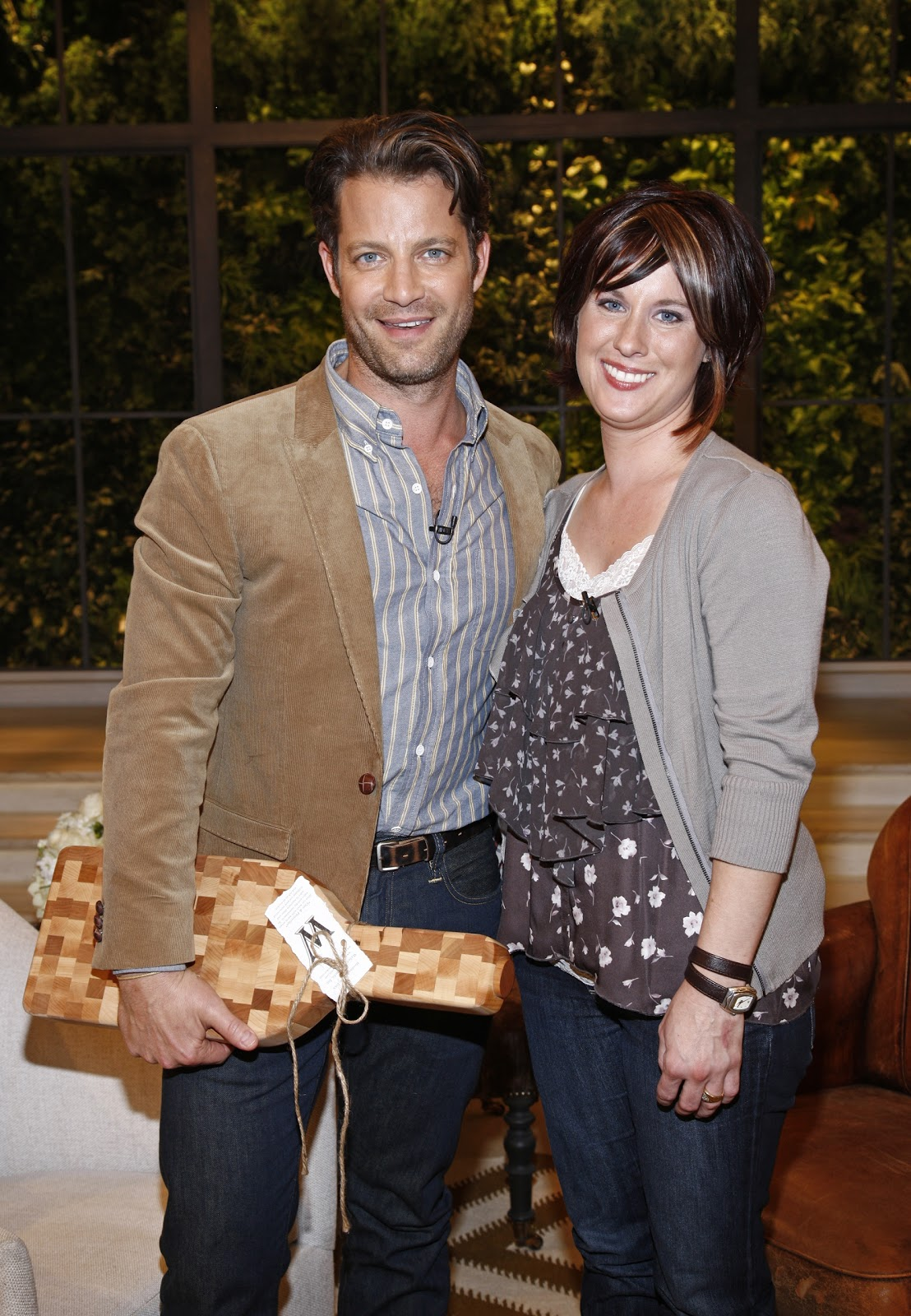 Me and Nate Berkus