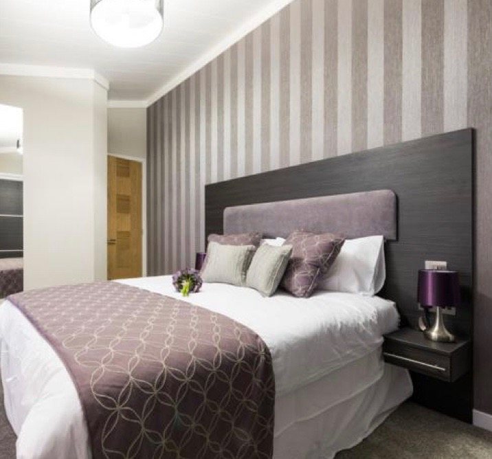 Park Home bedroom refurbishment Specialists Calladine Limited