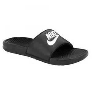 Nike Benassi Slider Black-White