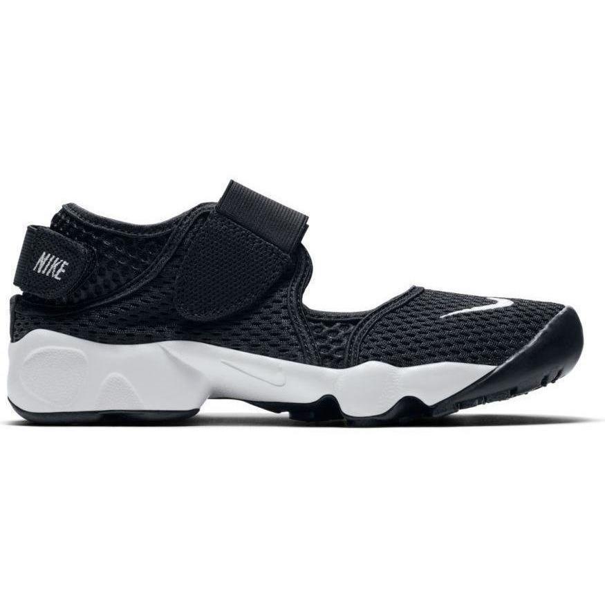 new style f0088 09519 Nike Air Rift Black-Black-White £42.99