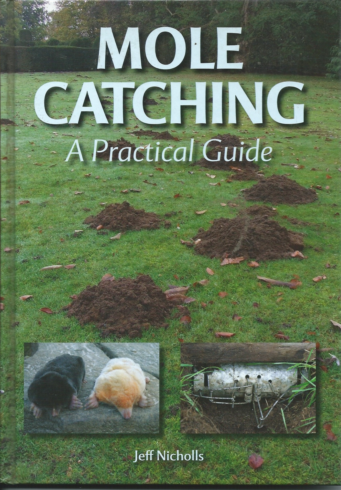 Mole Control Book - Mole Catching