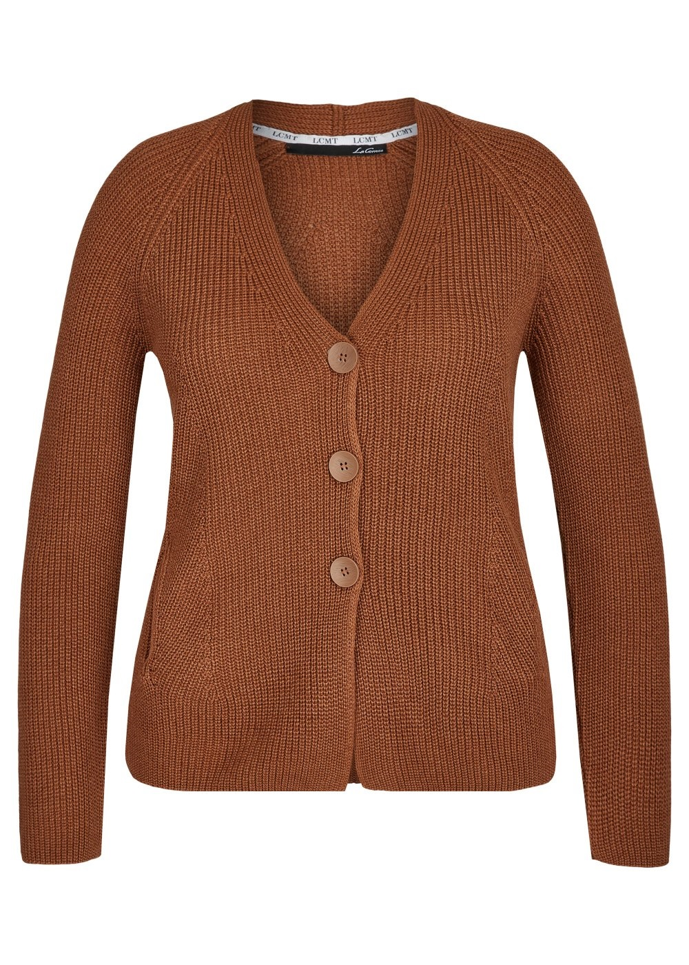 cardigan (camel colour)