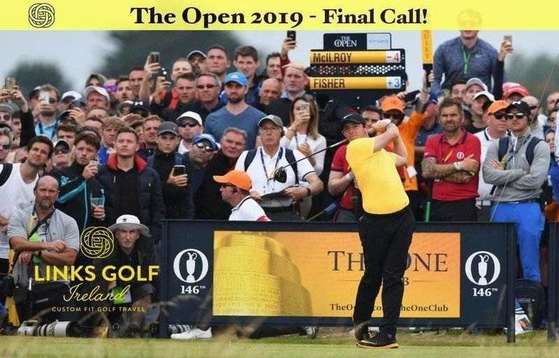 The 2019 Open
