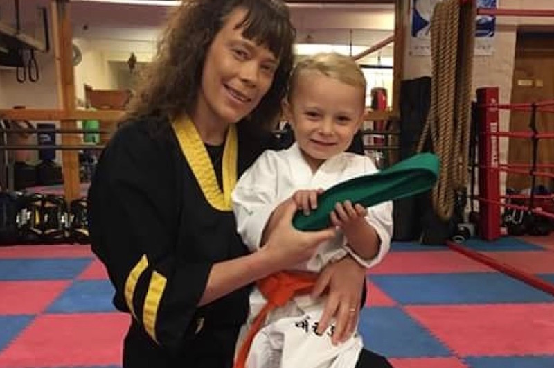 Children's martial arts clubs Dumfries
