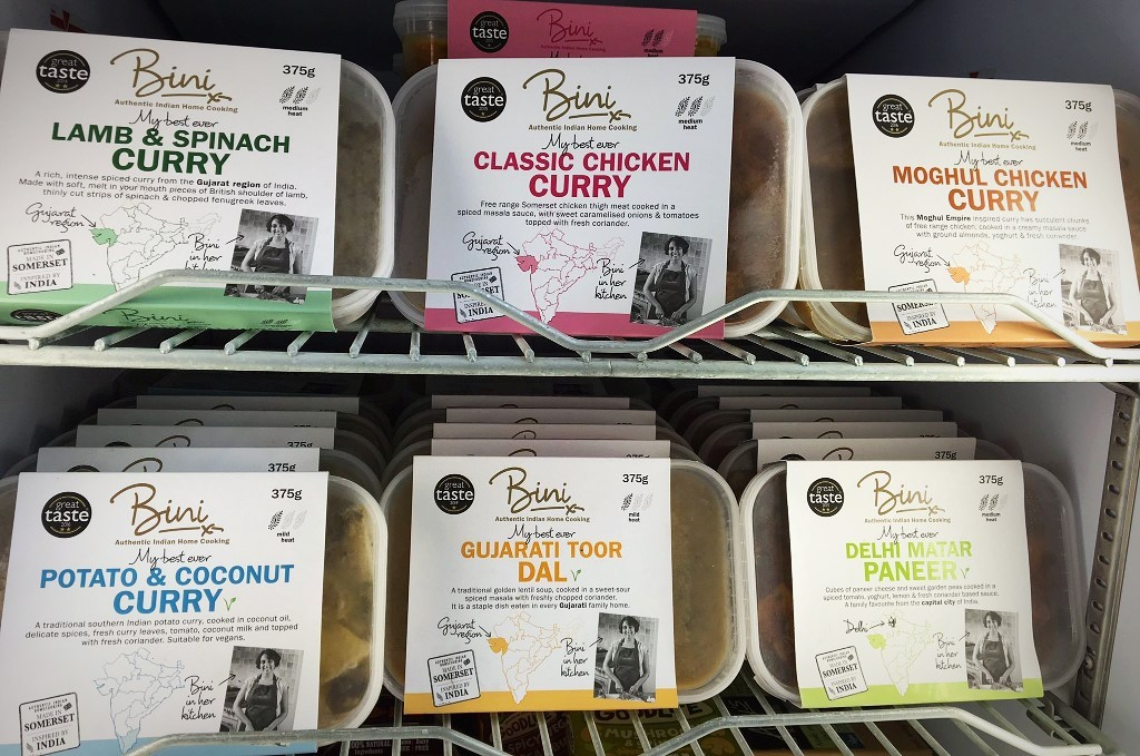 Bini Authentic Curry Range
