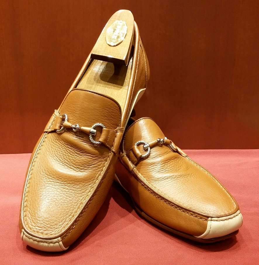 Loafer Model 574 Tan