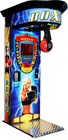 "Boxer game ""Cube"""