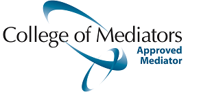 College of Mediator approved logo 15png