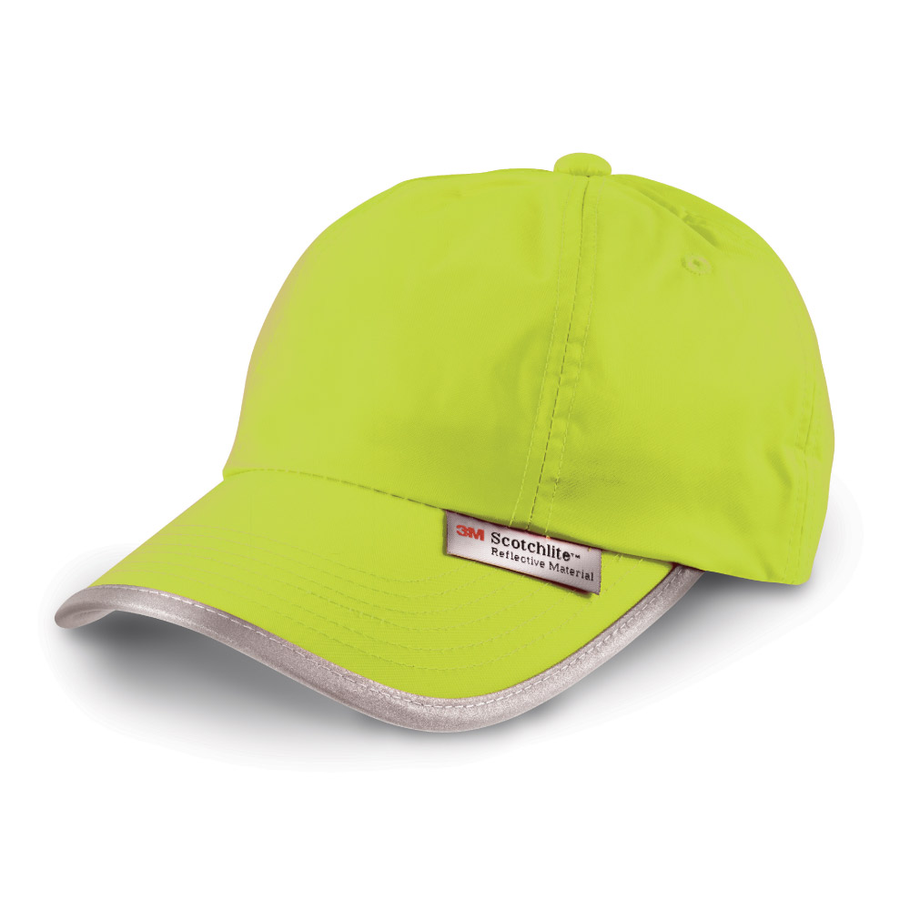 Yellow RC35X Workwear Hi Vis Cap
