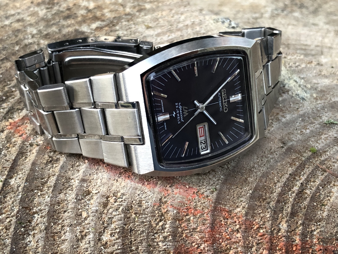 Seiko Lord-Matic 5606-5050 (Sold)