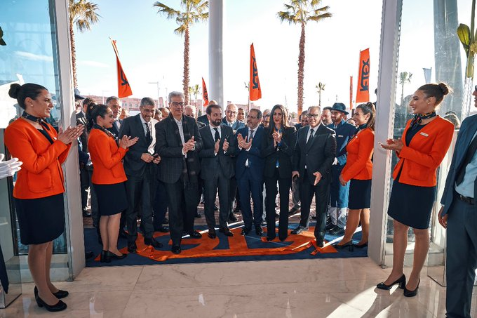 Jetex open new VIP Terminal at Marrakech, Morocco