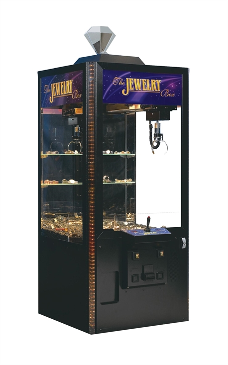 "Crane machine ""Jewellery crane"""