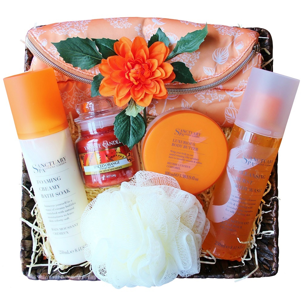 Citrus Burst, Pamper Gift