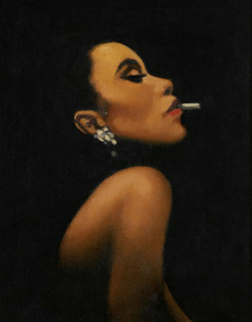 Showgirl Jack Vettriano Limited Edition