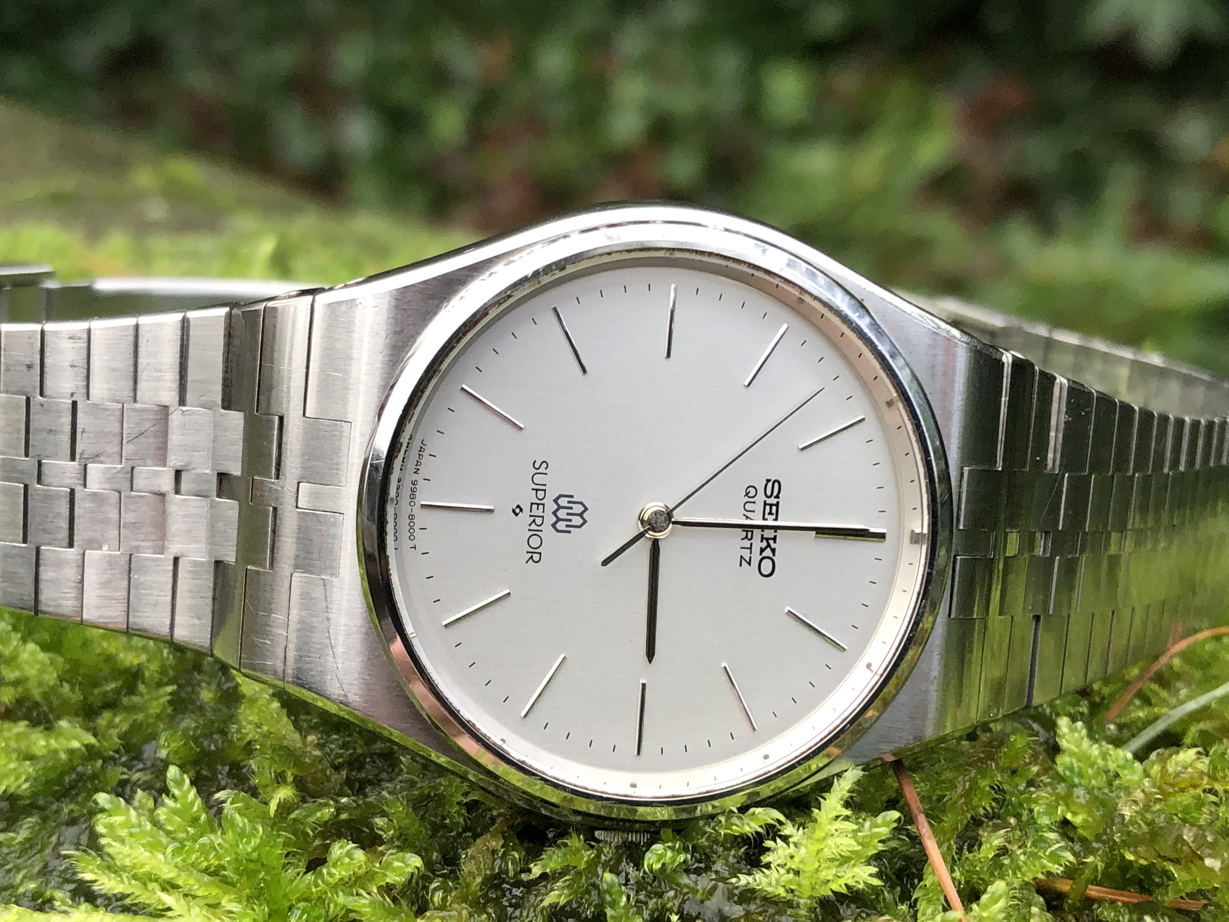 Seiko Superior 9980-8000 (Sold)
