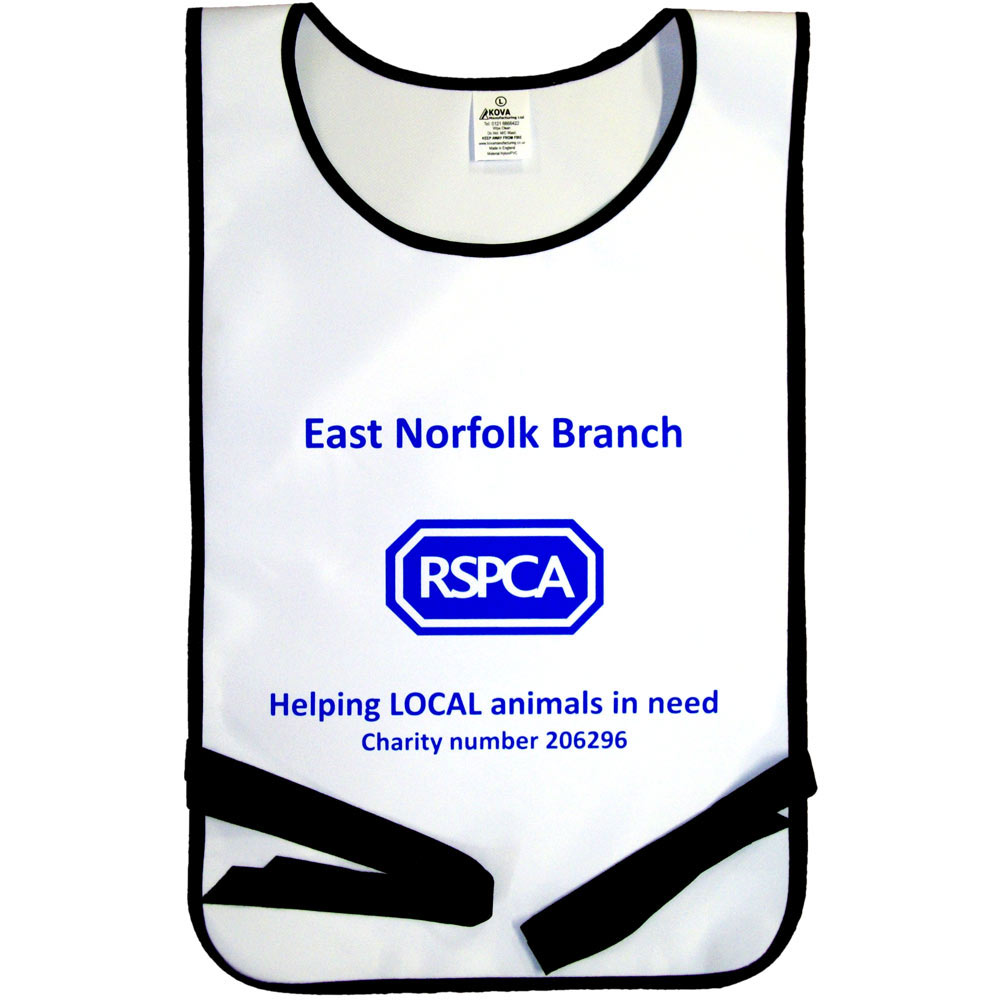 Custom Made Charity Tabard