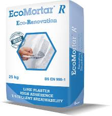 Eco-Mortar
